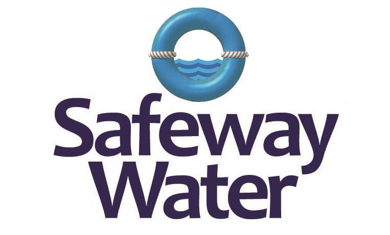 large safeway water logo